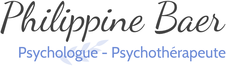 Philippine Baer | Psychologue – Psychothérapeute -